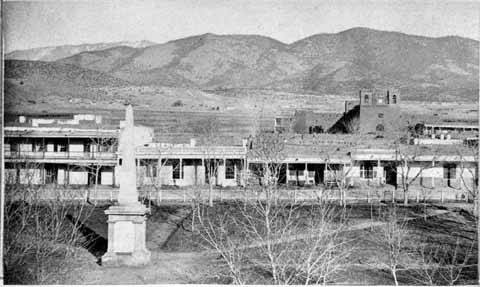 Photo by Nicholas Brown, Palace of the Governors Photo Archives, New Mexico History Museum, Santa Fe, New Mexico