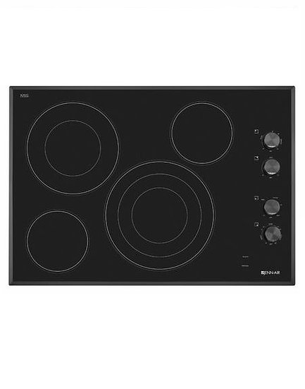 Jenn-Air - 30 Inch Electric Smoothtop Cooktop