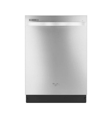 Whirlpool - Fully Integrated Dishwasher