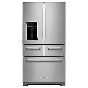 Kitchenaid 25 8 Cu Ft Refrigerator Appliance
