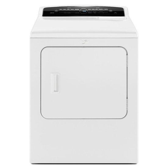 Whirlpool - Cabrio 7 cu.ft Electric Dryer (White)