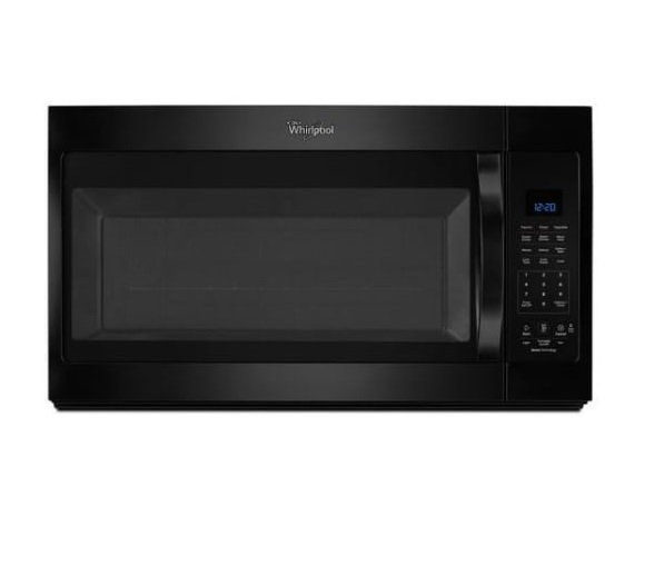 Whirlpool - 1.9 cu. ft. Over-the-Range Microwave