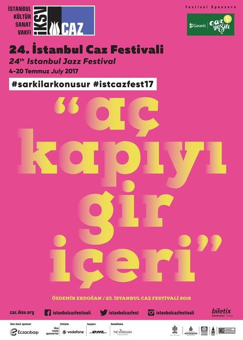 Aç Kapıyı Gir İçeri! 24.İstanbul Caz Festivali'nin Ardından