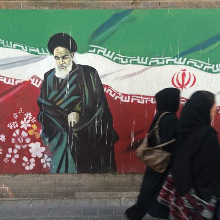 İran: Devrimin Aynasında