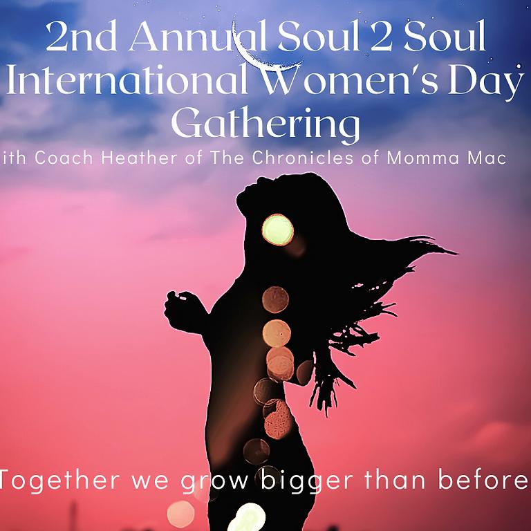 2nd Annual Soul 2 Soul Women's Wellness Retreat Day- The Awakening!