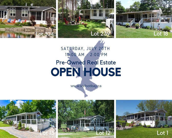 Pre-Owned Open House