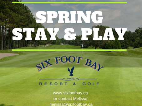 Spring Stay & Play