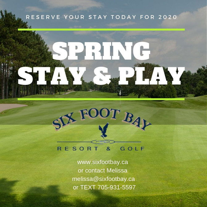 Spring Stay & Play 2020