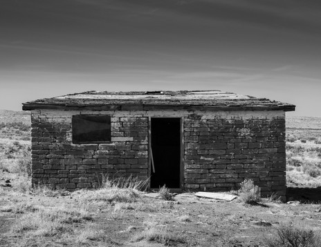 Abandonded Cabin - New Mexico