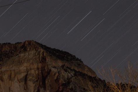 NM Star Trails