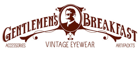 Hand-Lettered Logo - Gentlemen's Breakfast