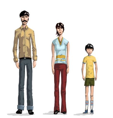 The Novelist - Family Concept
