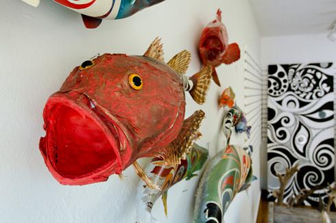 Irish Lord Door Fish