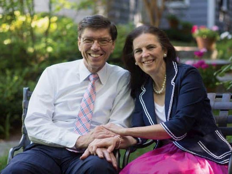Clayton Christensen on Life and Relationships