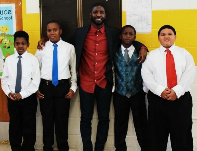 Ferguson-Easley Elementary school