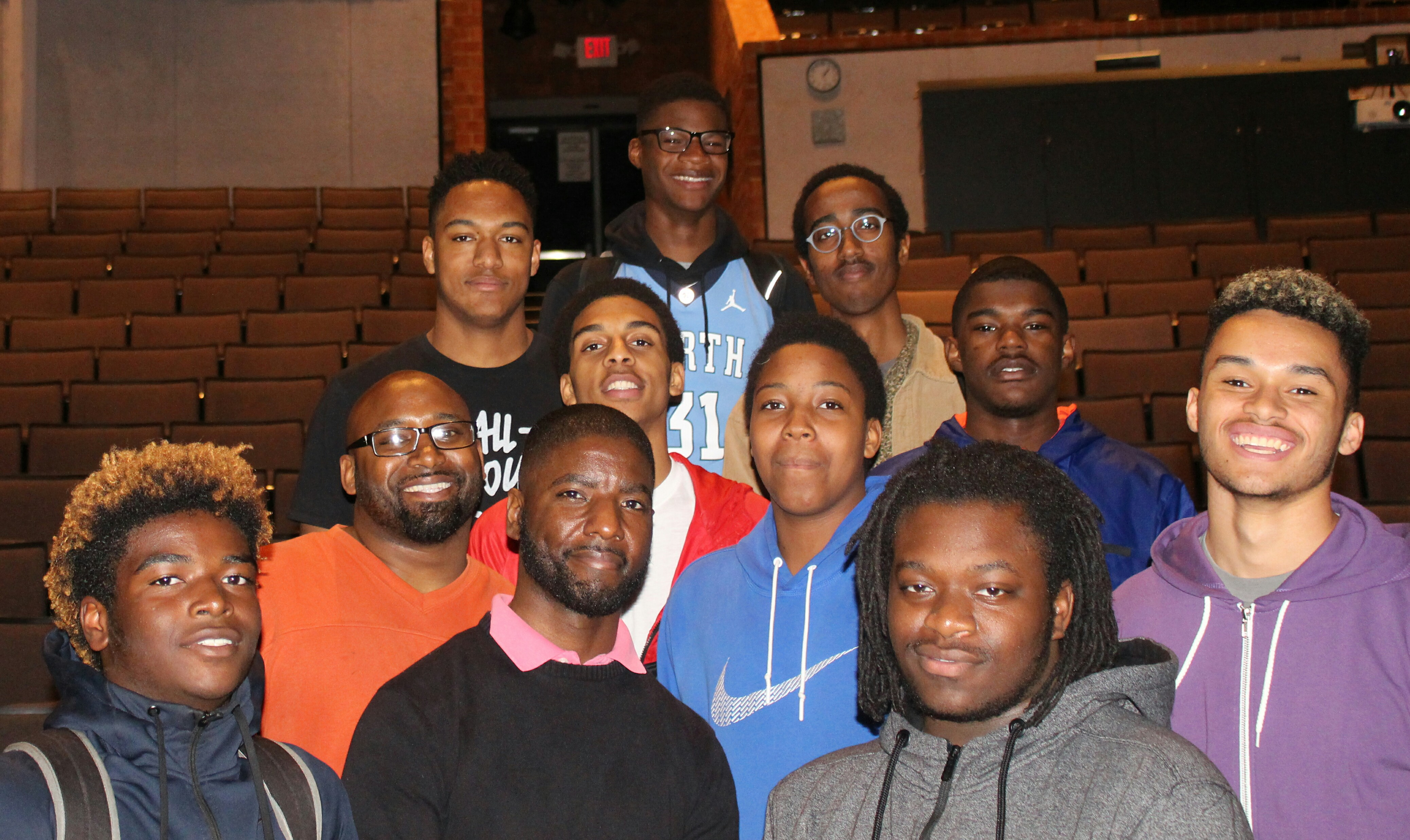 Chapel Hill High School