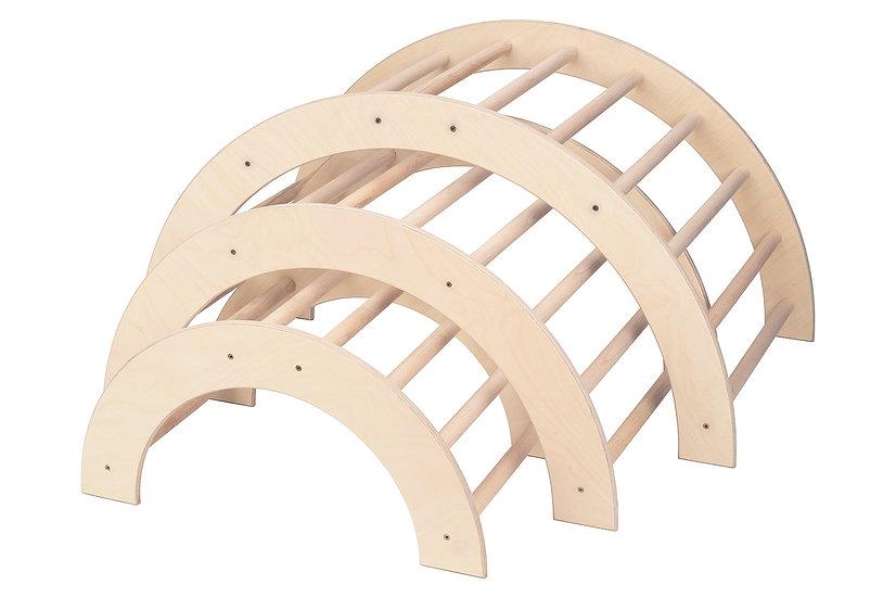 Kletterbogen / Bogenleiter, Dreier-Set