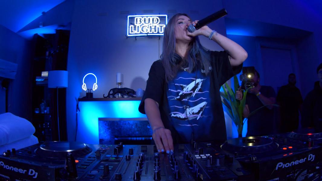 Budlight House Party - Alison Wonderland