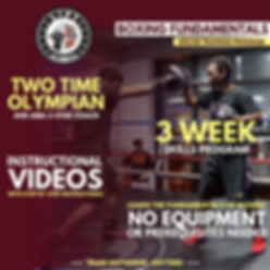 LIFT Online - Boxing Fundamentals Promo
