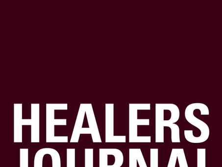 A Journal of Remedies & Practices that Heal