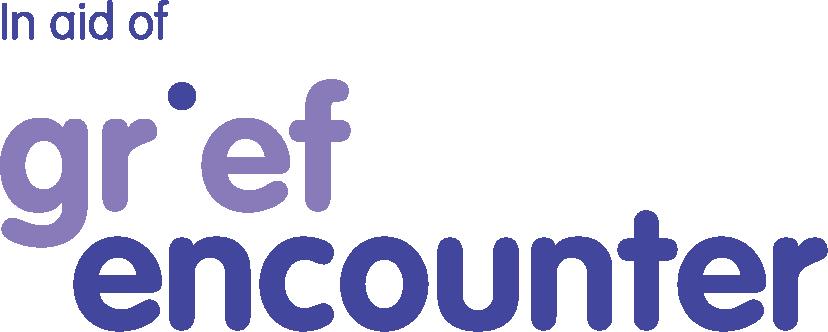 In aid of grief encounter logo