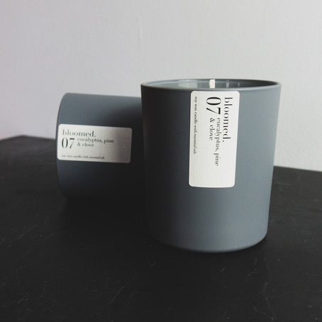 new scent – the seventh in our collection