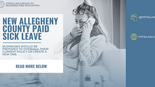 Allegheny County Paid Sick Leave Bill