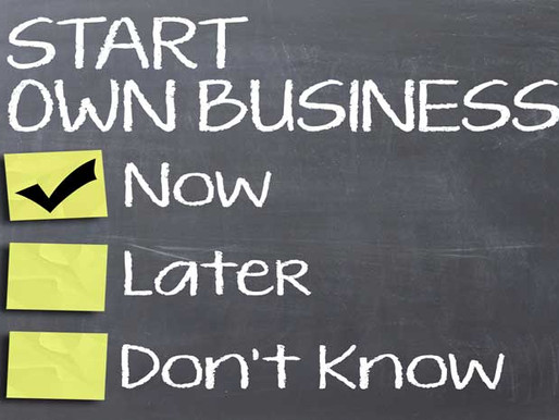 The COVID Crisis Is a Great Time to Start Your Business
