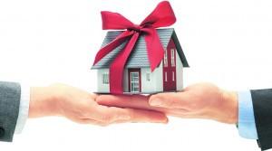 real estate gift