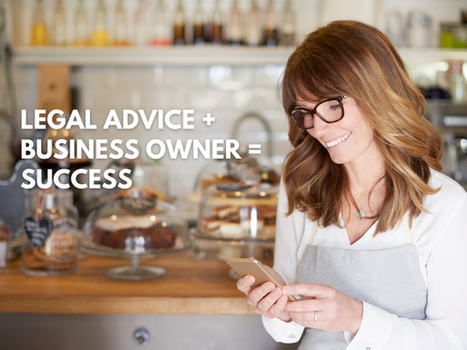 Increase Small Business Success by Leveraging Legal Advice