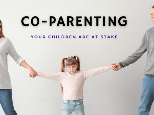 Co-Parenting:  Make Life Less Stressful For Your Children
