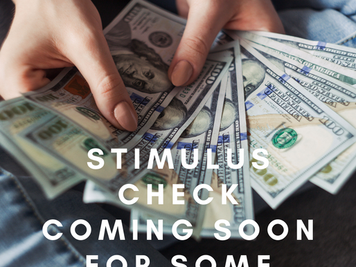 Stimulus Check Intercepted for Child Support?  We Have Good News for You.
