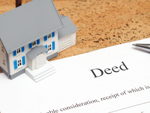Everything You Need To Know About the Risks of Adding Another Person to your Deed.