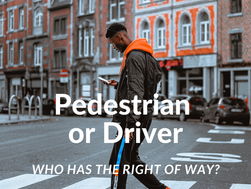 Is a Driver Always at Fault in a Pedestrian Accident?