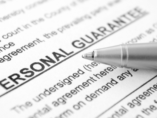 Proven Ways to Avoid a Personal Guarantee