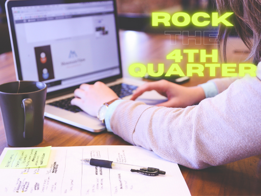 """""""Rock"""" Your Business in the Fourth Quarter"""