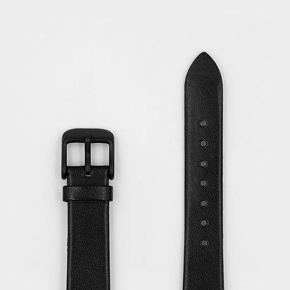 Bracelet vegan noir