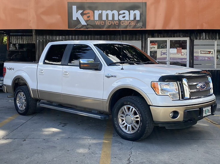 FORD F150 KING RANCH 2011
