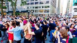 Outdoor Dancing NYC