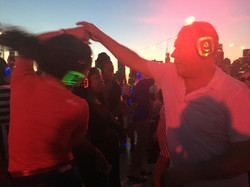 Salsa Stories - Headphone Sound System