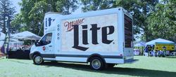 LED Screening Truck