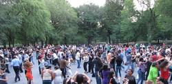 Central Park - Outdoor Dancing