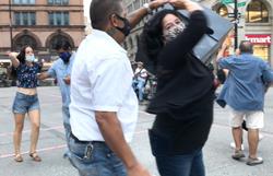 NYC Street Dancing