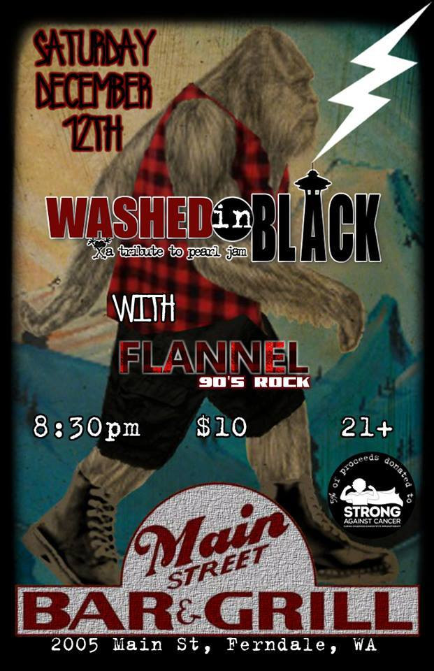 Pearl Jam Tribute Band Main Street Bar & Grill