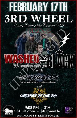 2017-02-17 3rd Wheel - Unplugged