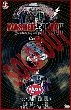 2017-02-25 WIB Billy Blues - SOLD OUT