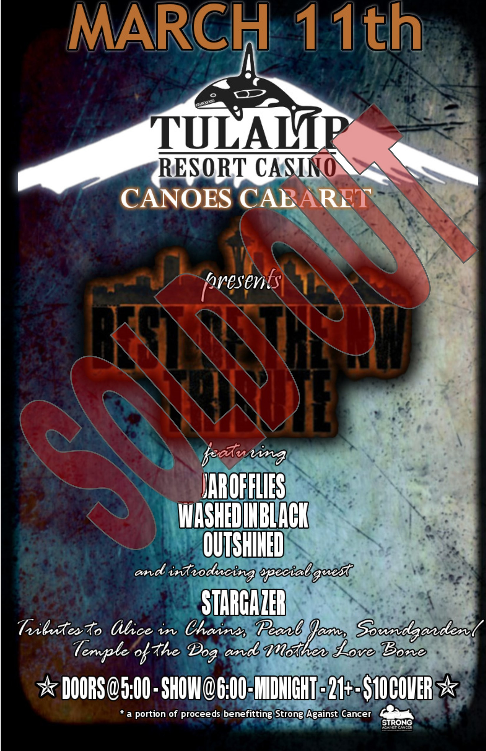2017-03-11 BOTNW Tulalip - SOLD OUT