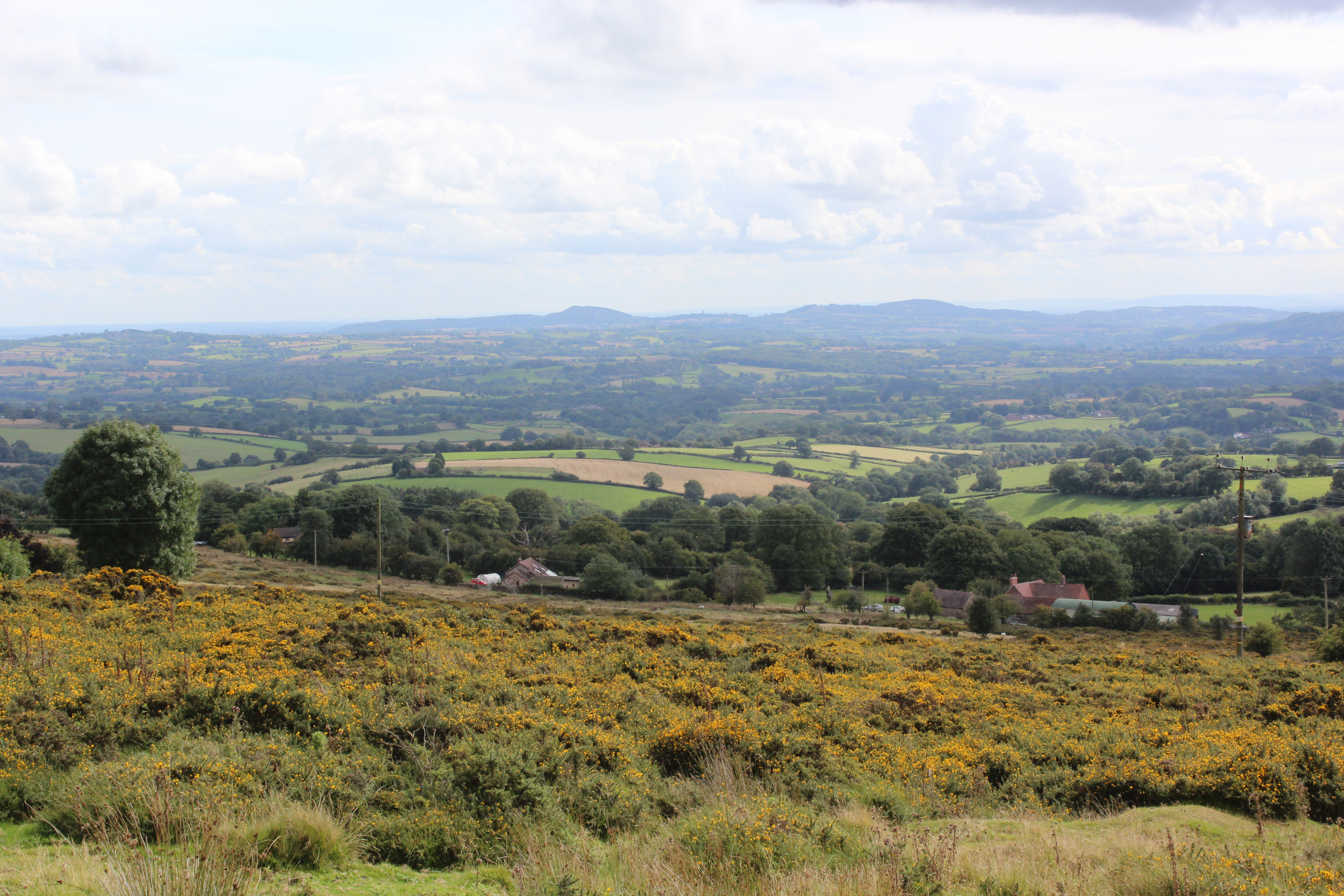 View from Clows Top