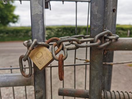 Locked Down Again