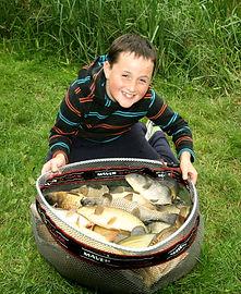 Pleasure catches often exceed 100lbs